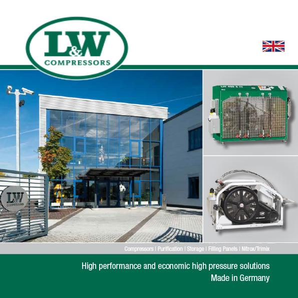 Catálogo LW compressors 2021
