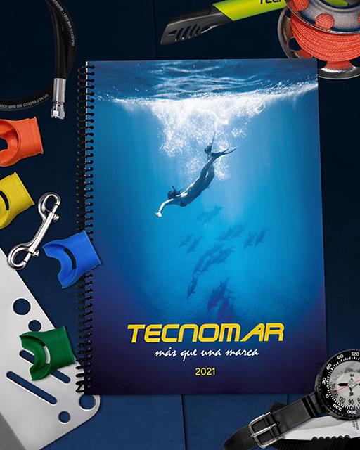 Catálogos Tecnomar 2021