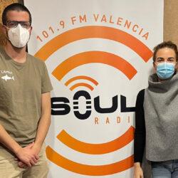 Entrevista en Soul Radio